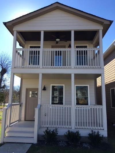 Nashville Single Family Home For Sale: 5809 A Morrow Rd