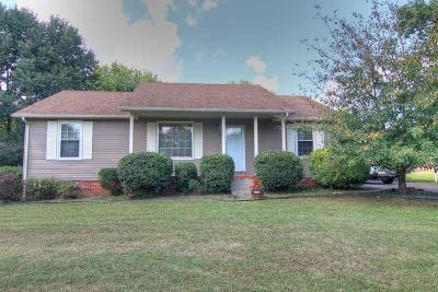 Rutherford County Single Family Home For Sale: 7013 Stroop Ln