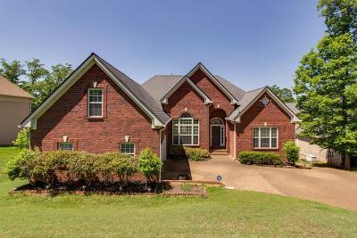 Nashville Single Family Home For Sale: 6032 Woodland Hills Dr