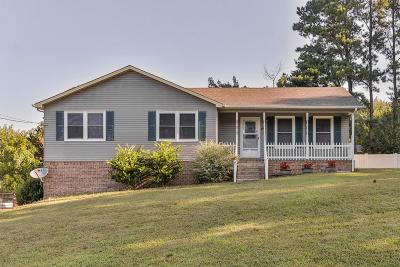 Columbia Single Family Home Under Contract - Showing: 213 Pinehurst Dr