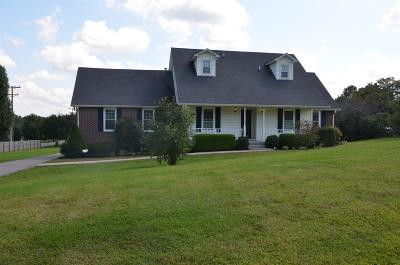 Mount Juliet Single Family Home For Sale: 2690 N Greenhill Rd