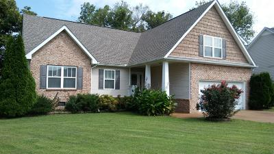 Spring Hill Single Family Home For Sale: 1613 Zurich Dr