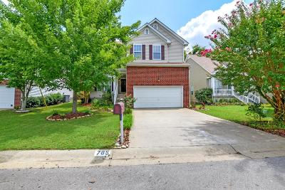 Old Hickory Single Family Home Under Contract - Showing: 785 Sweetwater Circle