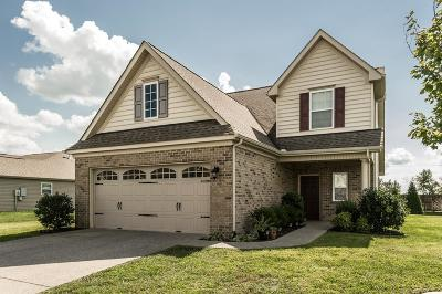 Sumner County Single Family Home Under Contract - Showing: 1107 Savannah Ave
