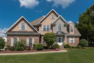Murfreesboro Single Family Home For Sale: 1516 Tartan Ct