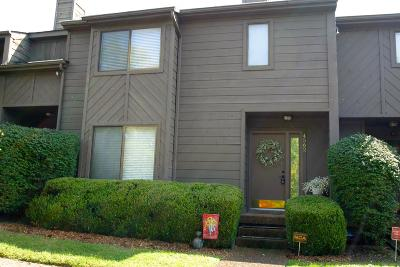 Old Hickory Condo/Townhouse For Sale: 4562 S Trace Blvd
