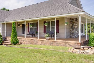 Single Family Home For Sale: 342 Grinder Creek Rd