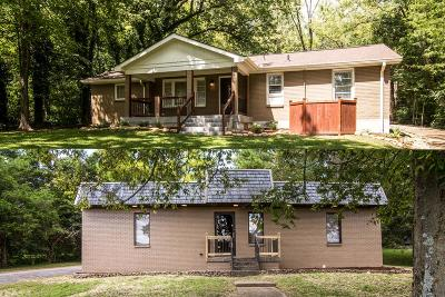 Goodlettsville Single Family Home For Sale: 1209 S Dickerson Rd
