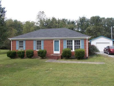 Ashland City TN Single Family Home Sold: $159,900
