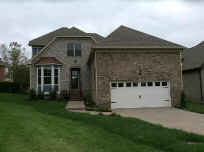 Hendersonville Single Family Home For Sale: 1008 Ramble Run Lot 14