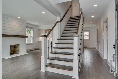 Nashville Single Family Home For Sale: 1219 Villa Place