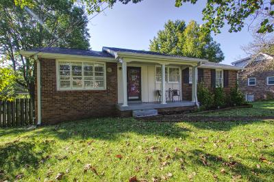 Nashville Single Family Home For Sale: 216 Whorley