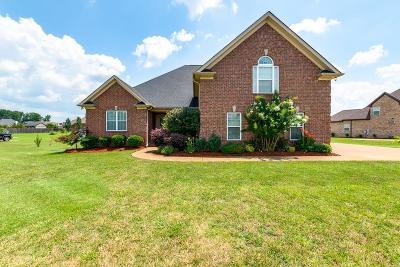 Mount Juliet Single Family Home Under Contract - Showing: 421 Cobblestone Way