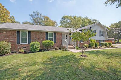 Hendersonville Single Family Home For Sale: 105 Paxton Ct