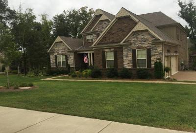 Nolensville Single Family Home For Sale: 2193 Capistrano Way