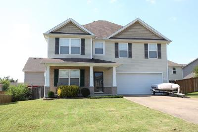 Mount Juliet Single Family Home For Sale: 2009 Thorntree Ct
