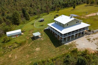 Hampshire Single Family Home For Sale: 446 Overhead Bridge Rd