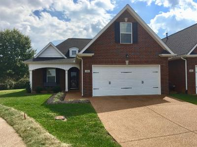 White House Single Family Home Under Contract - Showing: 614 Indian Ridge Cir