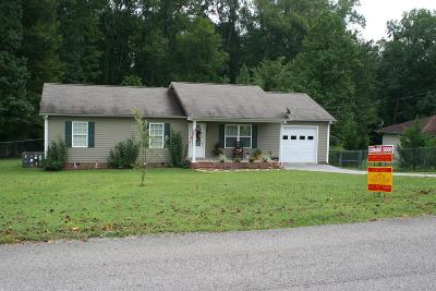 Cookeville Single Family Home For Sale: 1510 Bay View Dr