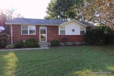 Smyrna, Lascassas Single Family Home Under Contract - Showing: 333 Meadowlark Dr