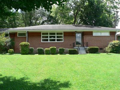 Davidson County Single Family Home For Sale: 475 Hogan Rd