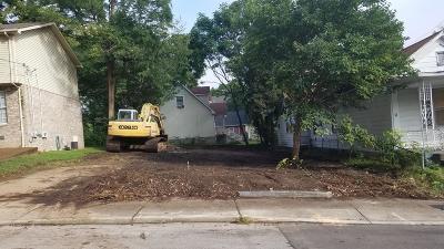 Nashville Residential Lots & Land For Sale: 1602 Meharry Blvd