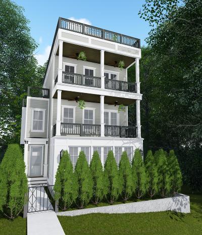 Nashville Single Family Home For Sale: 805 S 19th St