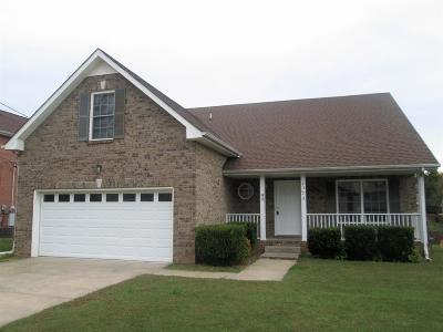 Clarksville Single Family Home For Sale: 1315 NE Bluebonnet Dr