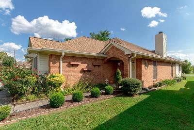 Hermitage Single Family Home For Sale: 908 Chase Blvd