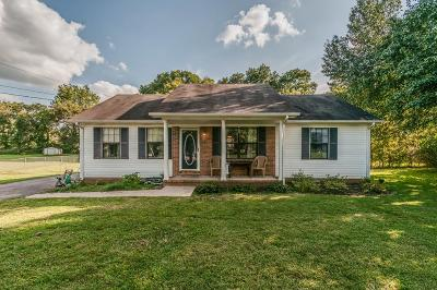 Smyrna Single Family Home For Sale: 164 Cedarwood Ct
