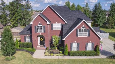 Murfreesboro Single Family Home For Sale: 624 Rambush Dr