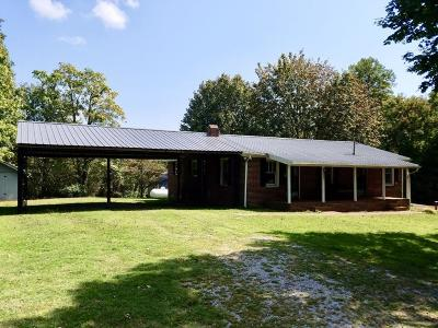 Columbia Single Family Home For Sale: 3844 Mobleys Cut Rd