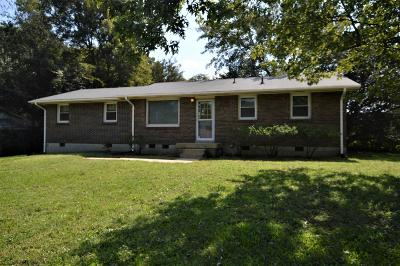 Madison Single Family Home For Sale: 326 Dinwiddie Dr