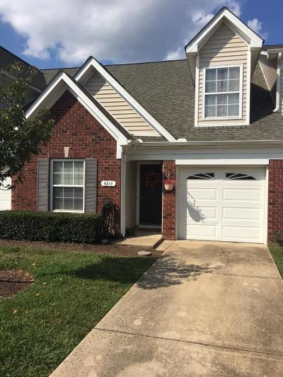 Rutherford County Condo/Townhouse For Sale: 4214 Aurora Cir