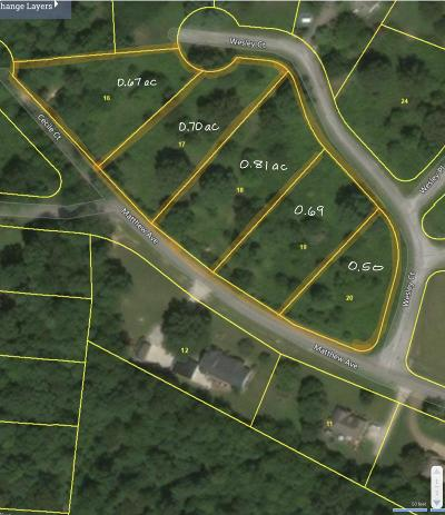 Lawrenceburg Residential Lots & Land For Sale: Wesley Ct