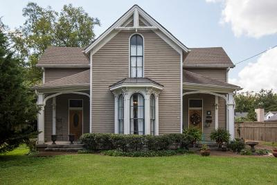 Gallatin Single Family Home For Sale: 136 N Westland Ave