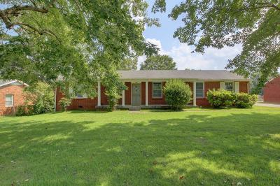 Clarksville Single Family Home For Sale: 108 Lady Marion Dr