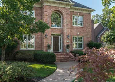 Nashville Single Family Home For Sale: 704 Millstone Lane