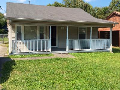Nashville Single Family Home For Sale: 711 26th Ave N