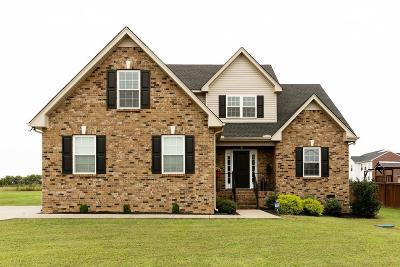 Murfreesboro Single Family Home For Sale: 1024 Laramie Ct