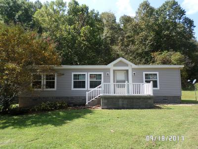 Lobelville Single Family Home For Sale: 591 Mud Springs Hollow Rd