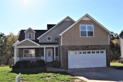 Clarksville Single Family Home For Sale: 1020 Ishee Dr
