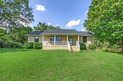 Davidson County Single Family Home For Sale: 4708 Grays Point Rd