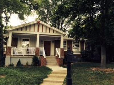 Nashville Single Family Home Under Contract - Showing: 915 Fatherland St