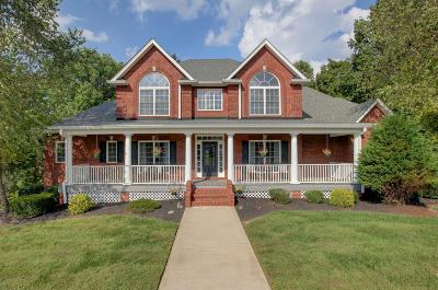 Clarksville Single Family Home For Sale: 2559 Everwood Ct