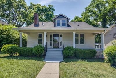 Single Family Home For Sale: 2613 W Kirkwood Ave