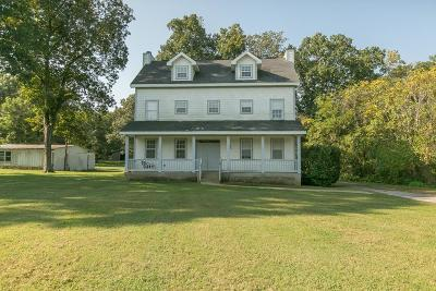 Murfreesboro Single Family Home For Sale: 6651 Burnt Knob