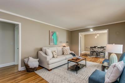 Nashville Single Family Home For Sale: 904 Potter Ln