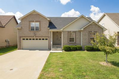 Fields Of Northmeade Single Family Home For Sale: 1284 Chinook Cir