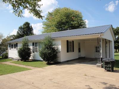 Nunnelly Single Family Home Under Contract - Showing: 4279 Bellview Dr